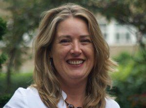 Stichting Kroket -Wanda van der Linden, lachend